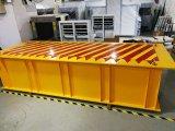 Блокатор контроля над трафиком оборудования безопасности проезжей части гидровлический