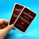 Doble frecuencia EM4423 NFC y tarjeta inteligente RFID UHF