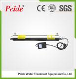 Sterilizzatore ultravioletto dell'acqua dell'acciaio inossidabile per la piscicoltura