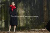Vestido da camisola de lãs da mulher do inverno do estilo da forma do OEM