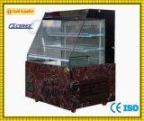 1.0 1.5 1.8 2.0 étalage d'étalage de Module de réfrigérateur de base de marbre de boulangerie de 2.5 M