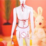 Lingerie érotique Lingerie pour femmes sexe infirmière Cosplay uniforme robe lingerie sexy nuisette Sexy Hot érotique Soutien-gorge ouverte des costumes