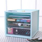Neue neue Farben-Acrylschreibtisch-Ablagekasten