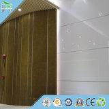 Panneau de mur Formaldéhyde-Libre d'écran antibruit de panneau de particules de fibre de coco