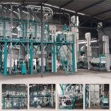 Máquina de trituração do milho do baixo preço 30t para Kenya