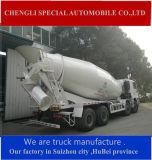 8 kubieke Meter 12 de Kubieke Vrachtwagen van de Concrete Mixer van Foton van de Meter