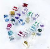 Poudre de paillettes colorés kg pour le vernis à ongles