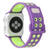 De hete Band van het Horloge van het Silicone van Producten Slimme voor de Riem van de Band van het Horloge van de Appel