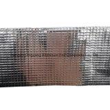 De ondoordringbare Stof van de Doek van het Netwerk van de Glasvezel van de Aluminiumfolie