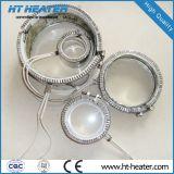 Riscaldatore di fascia di ceramica di alta qualità per la macchina dell'iniezione