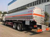 HOWO 10 바퀴 유조 트럭 30000L 연료 Bowser 트럭