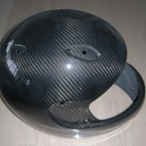 Haute résistance au choc lumière peser casque de sécurité