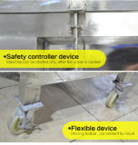 Mezclador de mezcla de la cinta doble eléctrica para el polvo seco