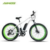 [أيموس] [48ف750و] إطار العجلة سمين دراجة كهربائيّة 2017