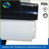 panno di vetro nero spesso di colore PTFE di 0.08mm
