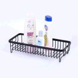 Étagère blanche décorative de coin de salle de bains d'alliage d'aluminium de l'acier inoxydable 304 pour la maison
