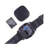 歩数計、Mtk6261A 32m SIMのカードT8のスマートな腕時計Dz09
