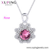 Swarovski 모조 다이아몬드 목걸이에서 43229의 Xuping 보석 도매 아름다운 결정