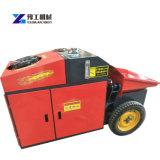 Mini-remorque de matériel de construction en béton pour la vente de la pompe