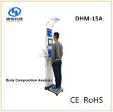 Dhm-15A fette mit Ultraschallmasse, Höhe des Karosserien-Aufbau-BMI und Gewicht-Schuppe