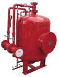 El tanque de vejiga de la espuma/el tanque vertical para la lucha contra el fuego