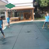 Anti-UV Couvercle de sécurité pour toute la piscine extérieure