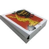 Boîte d'emballage en carton imprimé personnalisé pour pizza Box