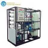 RO de Osmose Inversa 25tpd planta de água salgada Marine sistema RO