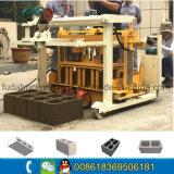 계란 놓기 이동할 수 있는 유압 벽돌 만들기 기계, 맞물리는 벽돌 기계