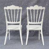 Weißer Hochzeits-Bankett-Stuhl-im Freienmöbel (YC-A07W)