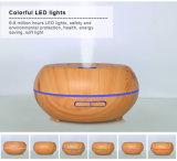 シンセンDituo 200MLは冷却する霧の木製の穀物の超音波香りの拡散器(DT-1517)を