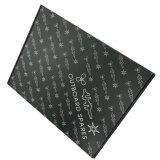 Matt-schwarze Farbe gedruckter Karton-verpackenkasten für T-ShirtMailing