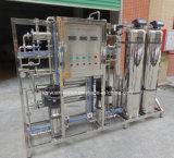 500lph Hemodialysis를 위한 2단계 이온을 제거된 물 역삼투 물 Purificatin 기계