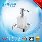 クロム染料で染められた浴室のアクセサリの石鹸ディスペンサー(BG-D21016)