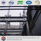 Sinoacme Prefabricados de estructura de acero de la luz de la construcción de viviendas