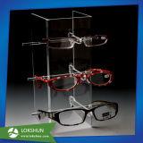 De acryl Tribune van de Glazen van de Vertoning/van het Perspex van Eyewear van de Desktop