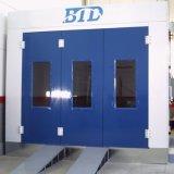 Fabricante profissional Btd Automobile cabines de spray de tinta de carros usados para venda com marcação CE