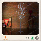 indicatore luminoso superiore dell'albero di 120cm108LED Sakura per decorazione dell'interno/esterna