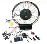 Kit eléctrico sin cepillo trasero de la conversión de la bicicleta del motor 3000W 72V