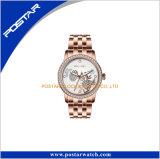 Polshorloge van uitstekende kwaliteit van de Band van de Armband het Horloge vlinder-Gevormde voor Dames