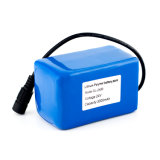 paquete recargable de la batería del Li-Polímero de 24V 3000mAh para la luz del LED