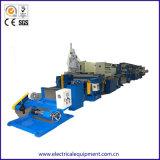 Cabo de fibra óptica de FTTH linha de produção da máquina de extrusão de fios