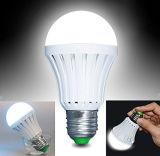 장기 사용 라이트 터치 밤 E27 LED 재충전용 비상등 LED 전구