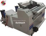 Papier thermique automatique Sliting Machine, papier POS trancheuse rembobineur, ATM de refendage en papier rembobinage de la machinerie
