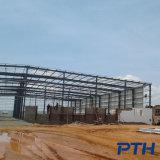 Низкая стоимость Сборные стальные конструкции здания на заводе