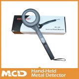 Detector de metales de mano de la bobina (círculo) (MCD-200).