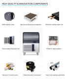 Het Maken van het Ijs van Delux Met alle accomodatie 60kg Machine met de Compressor van de Innovatie