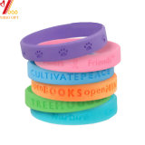 Mode Sports Wrisband bracelet doux en silicone (YB-LY-WR-01)