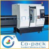 Taglio ad alta velocità del tubo di controllo numerico di CNP e macchina di smussatura