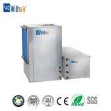 Type vertical de la climatisation commerciale Source d'eau de la pompe à chaleur